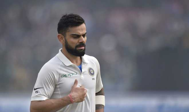 Kohli to go on paternity leave after 1st Australia Test; Rohit included for Tests, Varun out