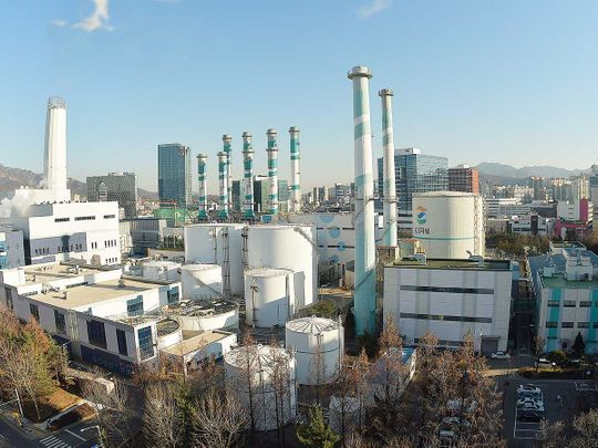 Korea-UAE: Expanding a global footprint in power, gas and LNG terminal businesses