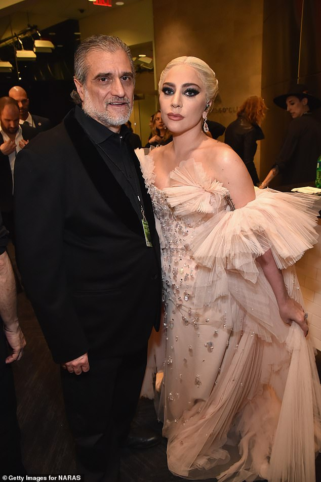 Lady Gaga's father Joe Germanotta voices his support for Donald Trump