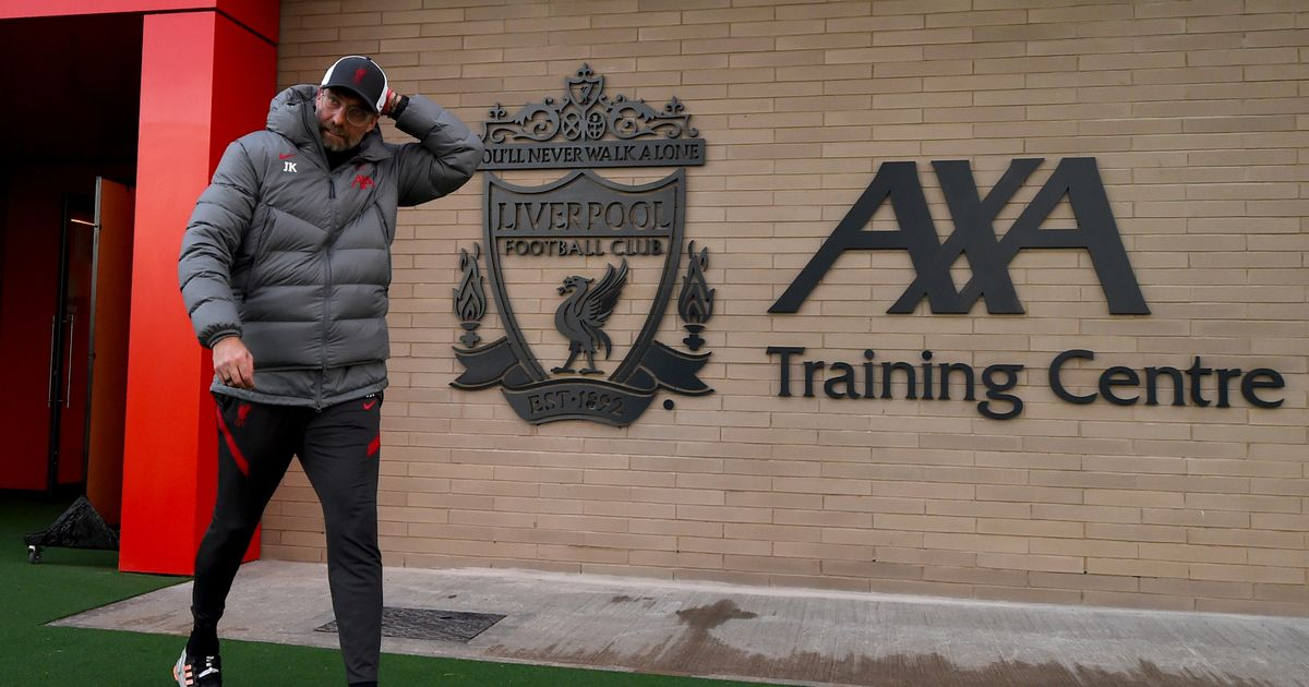 Liverpool complete first session at new £50m state-of-the-art training complex