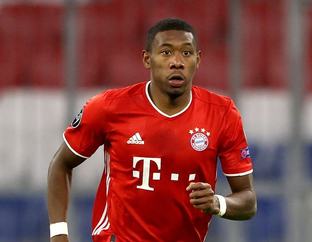 Liverpool target David Alaba 'to enter transfer talks with Chelsea' in January