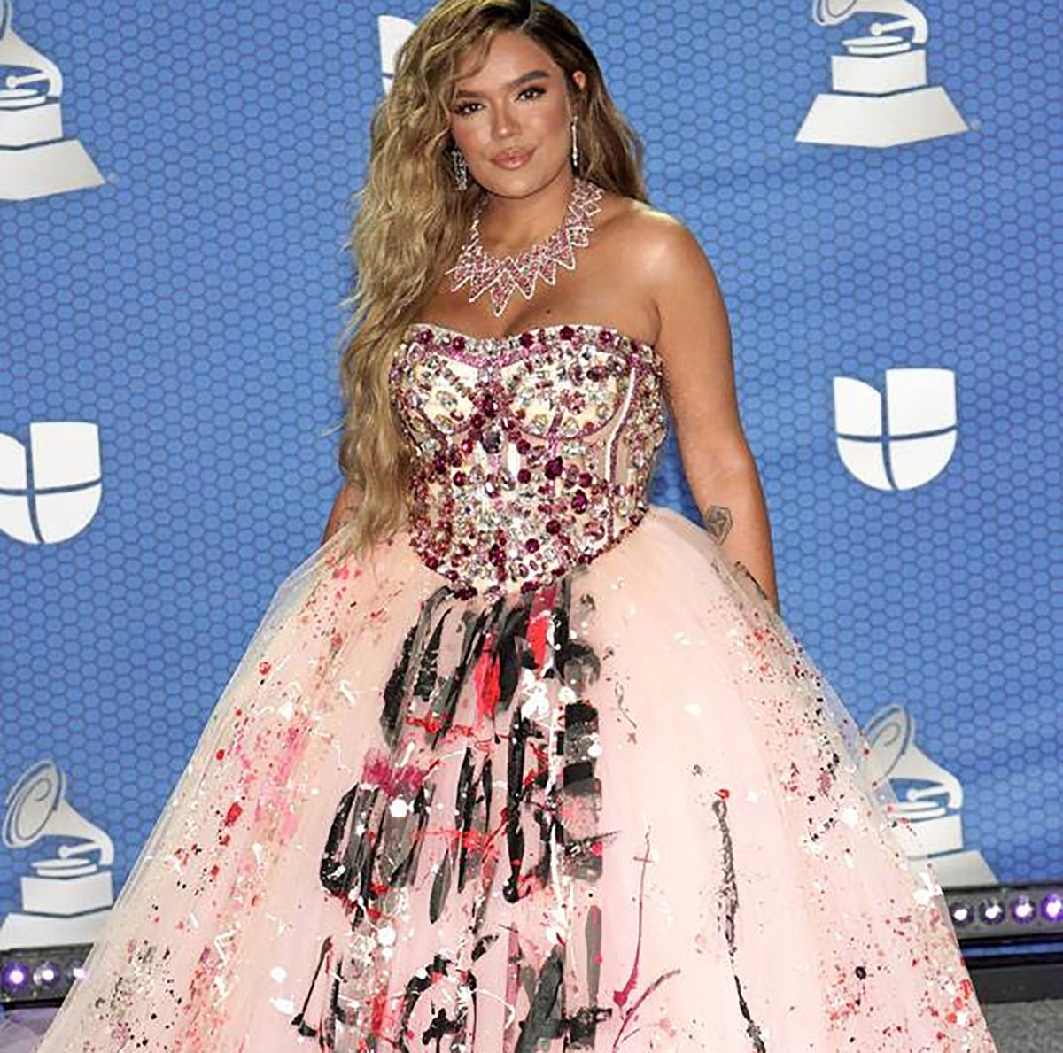 Look why Jomari Goyso came out to defend Karlo G's dress at the Latin Grammy Awards | The State
