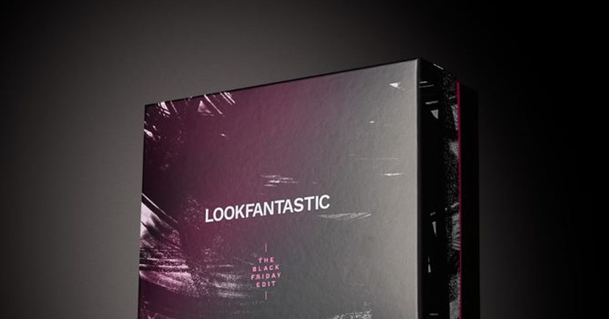 Lookfantastic tease £35 Black Friday Beauty Box worth £155 that launches soon