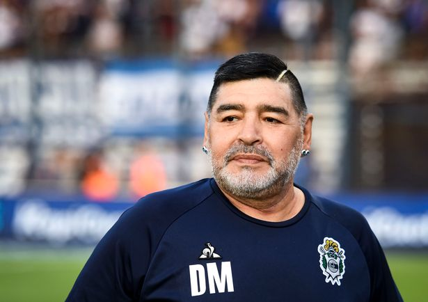 Diego Maradona is hoping to put a a common fund together