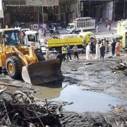 Masafi fire: Traders plead for help as life's investments burnt out in one night
