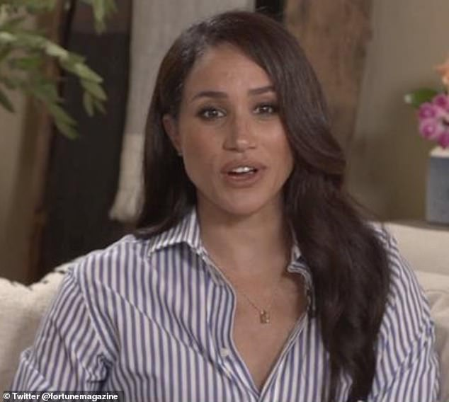 Meghan Markle 'voted early by mail in 2020 election,' source claims