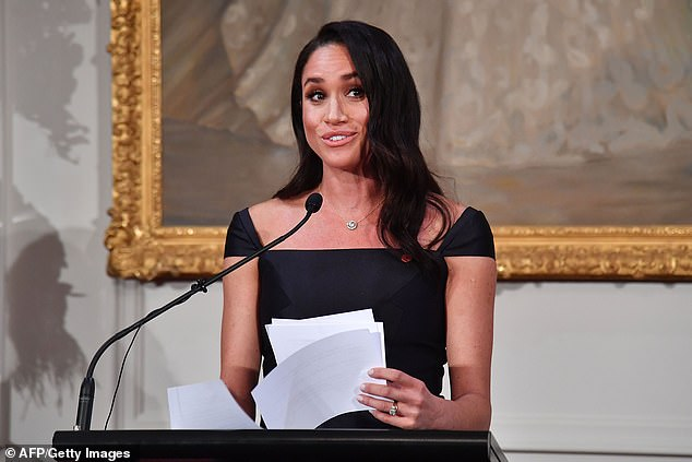 Meghan Markle's political activism 'won't end after the US election'