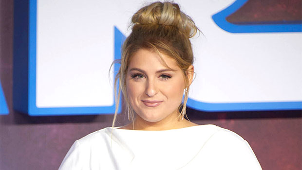 Meghan Trainor Teases The Baby Name She Picked Out & Admits She's Craving 'Sweets' During Pregnancy