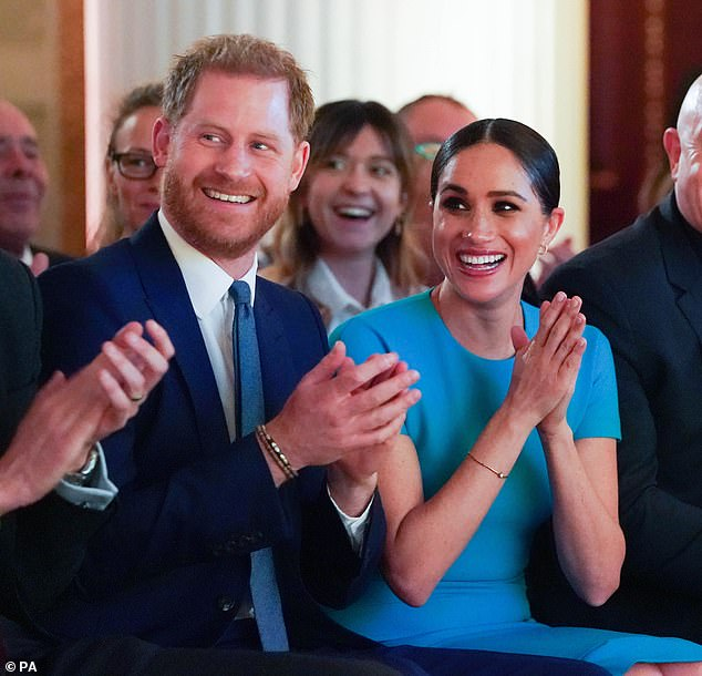 Meghan and Harry 'struck deal to hand Frogmore without knowledge of royals'
