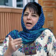 Mehbooba Mufti, daughter 'put under house arrest'