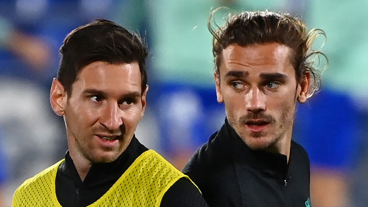 """""""Messi told me that when I rejected Barcelona he screwed up"""": Griezmann 