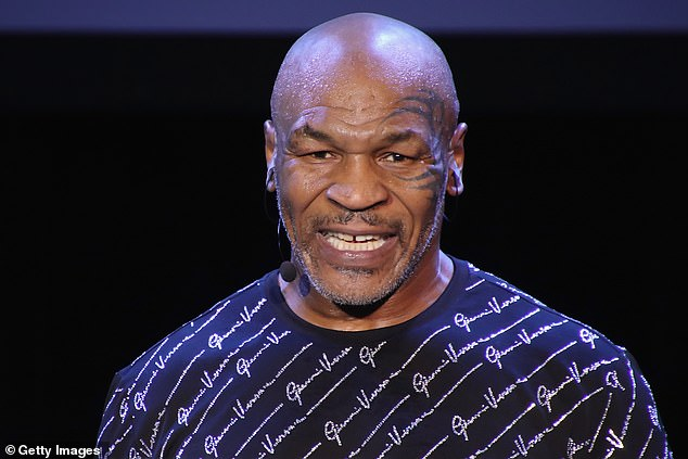Mike Tyson admits interest in facing 'brilliant' heavyweights in blockbuster exhibition bouts