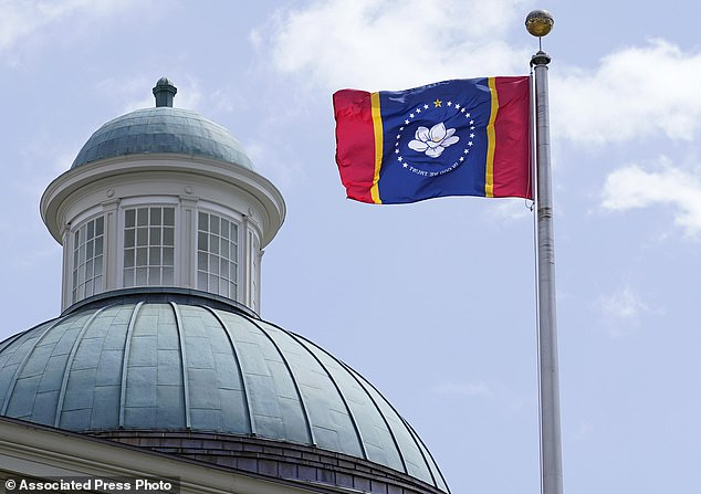 Mississippi approves new state flag with magnolia design