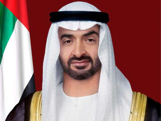 Mohamed bin Zayed offers condolences on death of Sheikha Mariam bint Hamdan