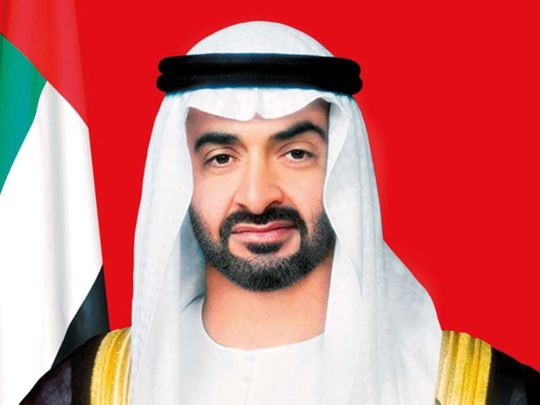 Mohammed bin Zayed issues resolution for board of trustees at new Abu Dhabi university