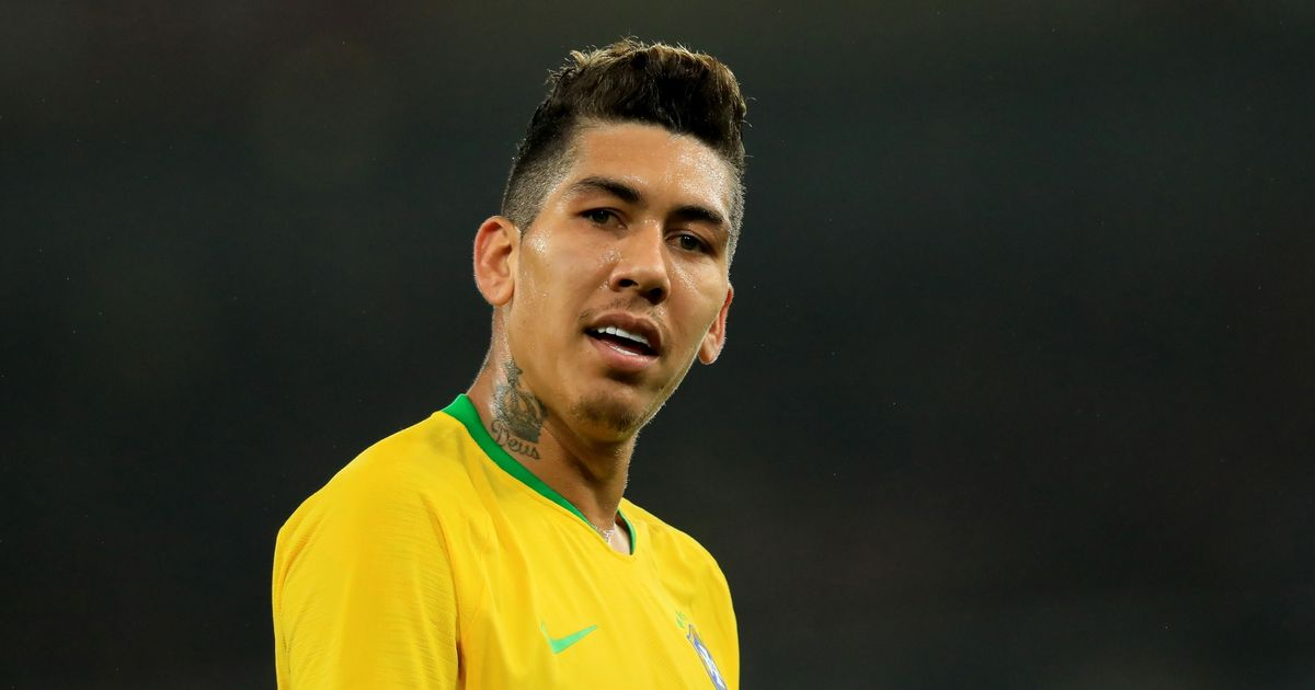 """""""More bow than arrow!"""" – Firmino set for new Brazil role in Neymar absence"""