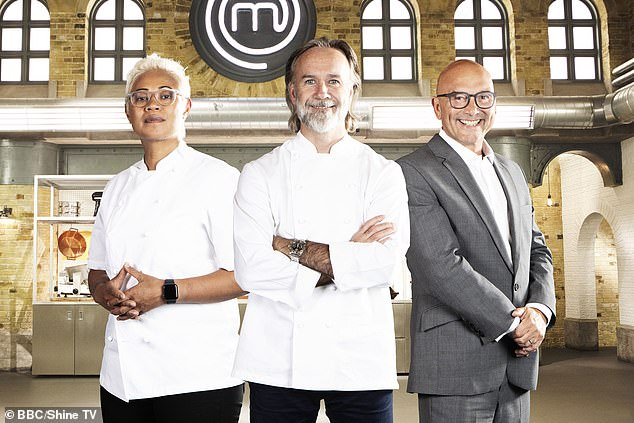 Mystery as MasterChef: The Professionals edits out one of its four contestants