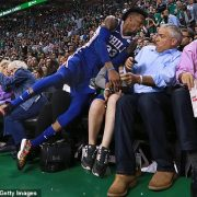 NBA 'asks teams to require COVID-19 testing for fans within 30 feet of court'