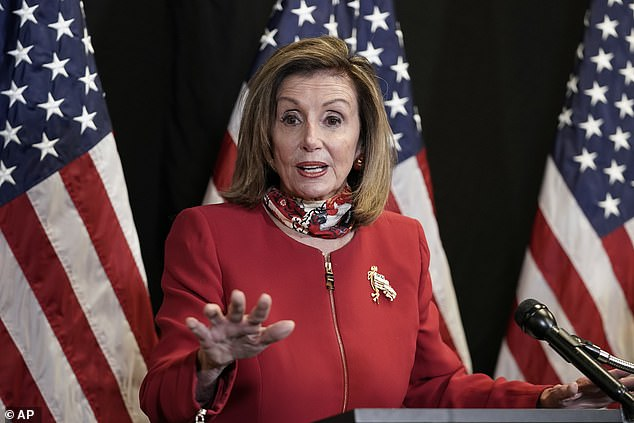Nancy on the brink? Democrats are now plotting to oust Pelosi as House Speaker