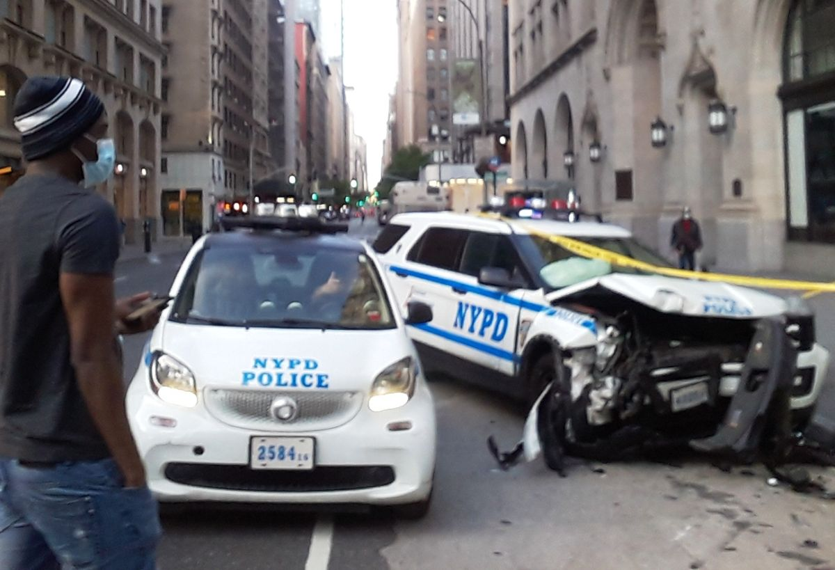 Nefarious year: road deaths already exceeded those of 2019 in New York City | The State