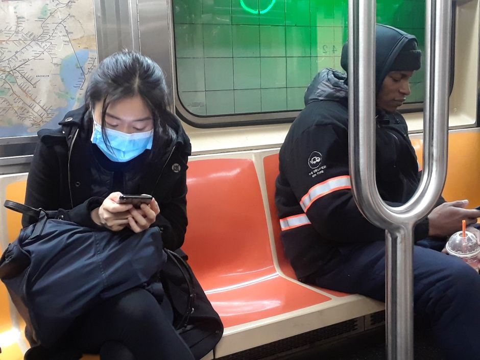 New York Subway activated WhatsApp to communicate with its users in several languages   The NY Journal