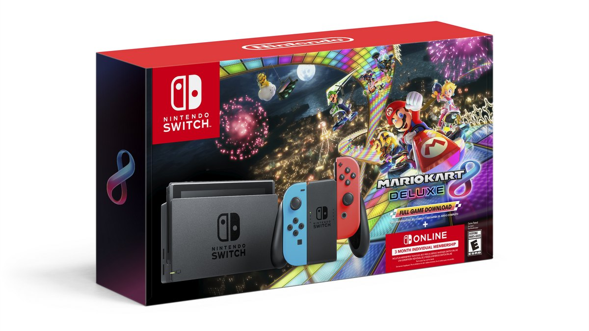 Nintendo Switch Sales Crossed 735,000 Units in October 2020