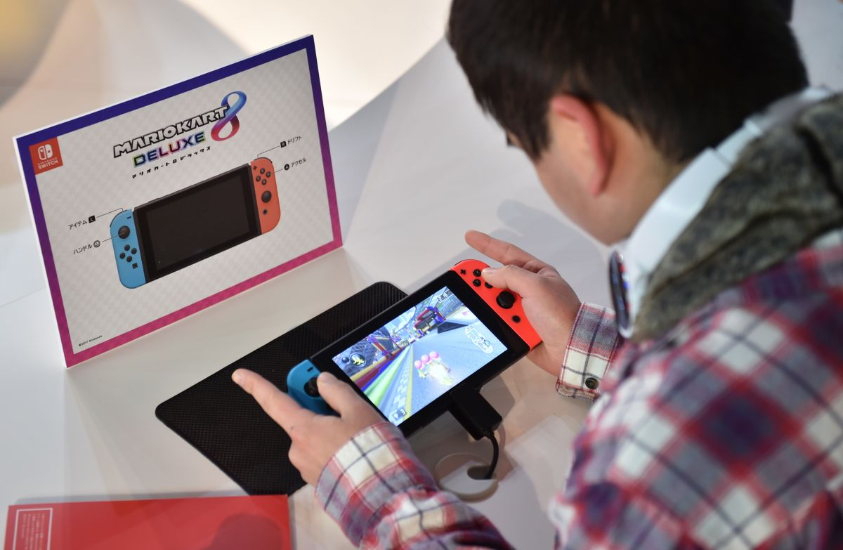 Nintendo Switch breaks sales record as the best-selling console in the United States | The State