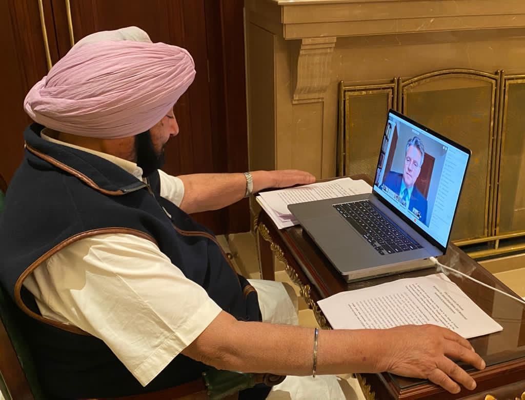 Not against corporates, but need regulation to protect farmers' interests: Amarinder