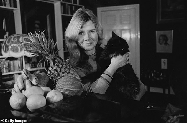 Not so jolly Jilly:Jilly Cooper made her name with accounts of domestic mishaps as a young wife