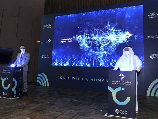 Now, a single electronic medical file for every Dubai resident