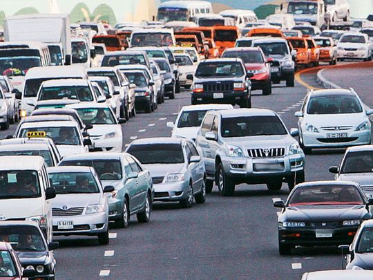 Now pay Dubai traffic fines in instalments from your phone