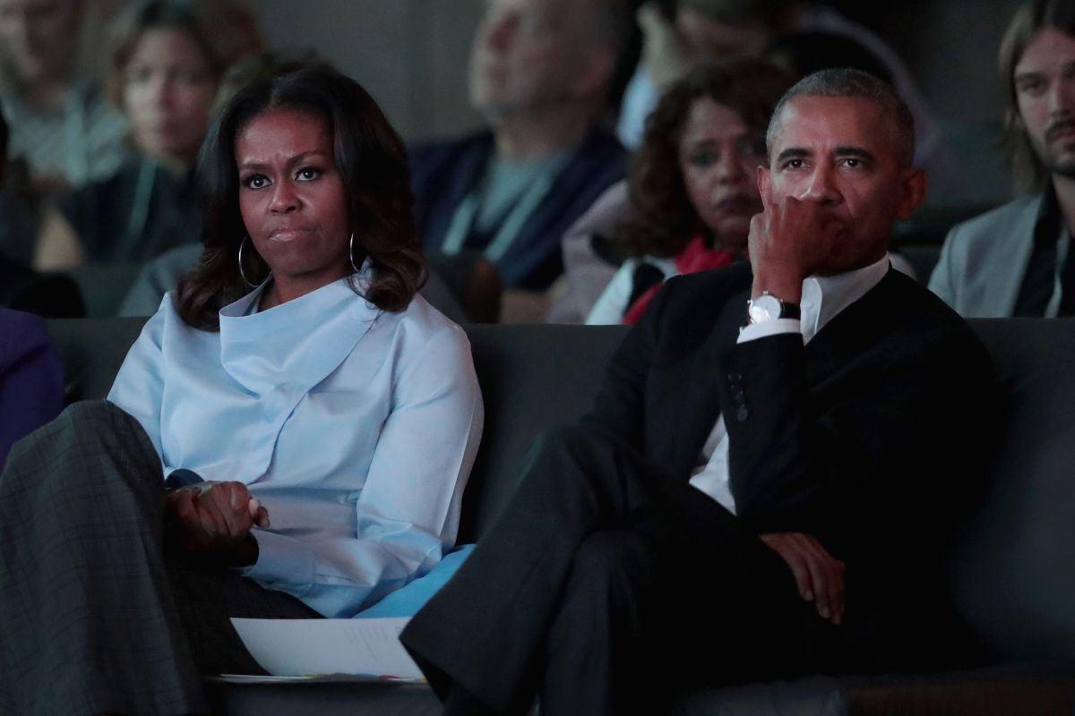 Obama rules out being part of Biden's cabinet for fear of Michelle | The State