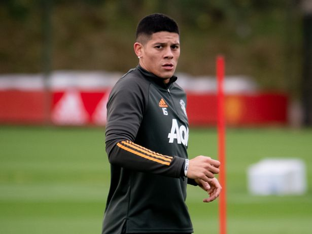 United are desperate to slash their wage bill by offloading Marcos Rojo