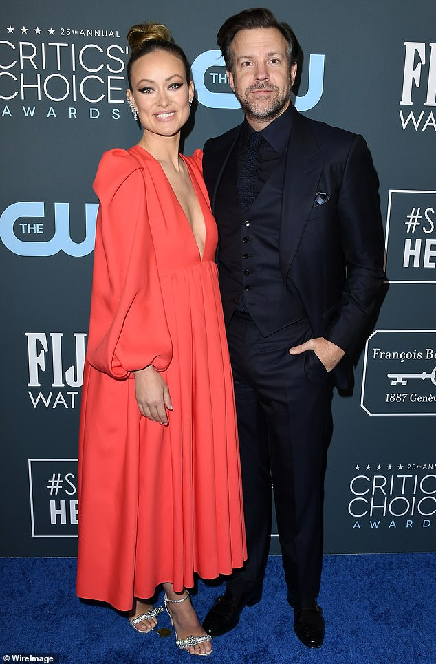 Olivia Wilde and JasonSudeikis break off engagement after seven years as they adjust to coparenting