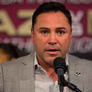 Óscar de la Hoya would have chosen Marcos Maidana, 10 years younger, as his rival to come out of retirement | The NY Journal