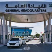Over 5,000 vehicles impounded at home through Dubai Police smart impound system