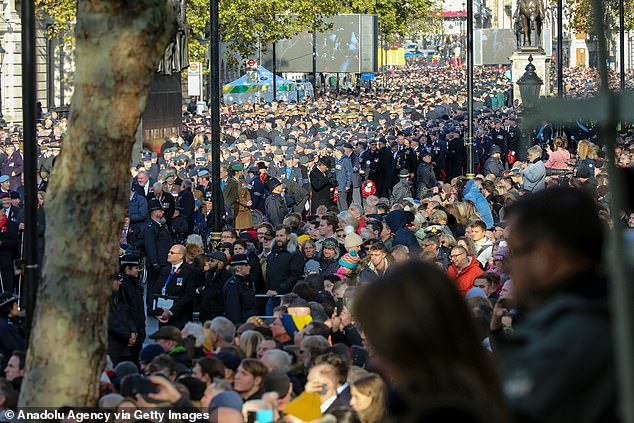 PETER HITCHENS: I will never forgive the clowns who cancelled Remembrance Sunday
