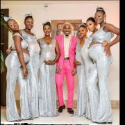 PHOTOS: Man arrives at a wedding with six pregnant women; says the six babies are his | The State