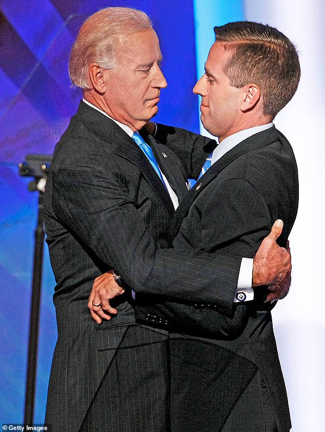 PIERS MORGAN: The cartoon that Joe Biden told me helped him survive two family tragedies