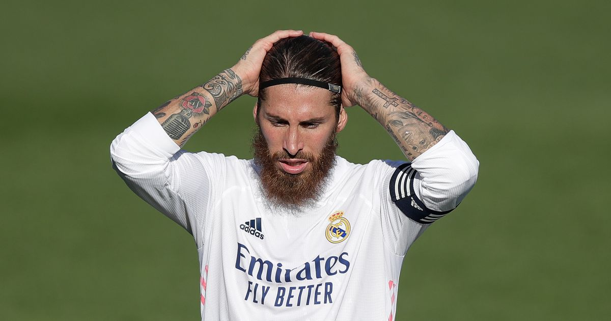 PSG 'ready to offer Sergio Ramos eye-watering £18m three-year deal'