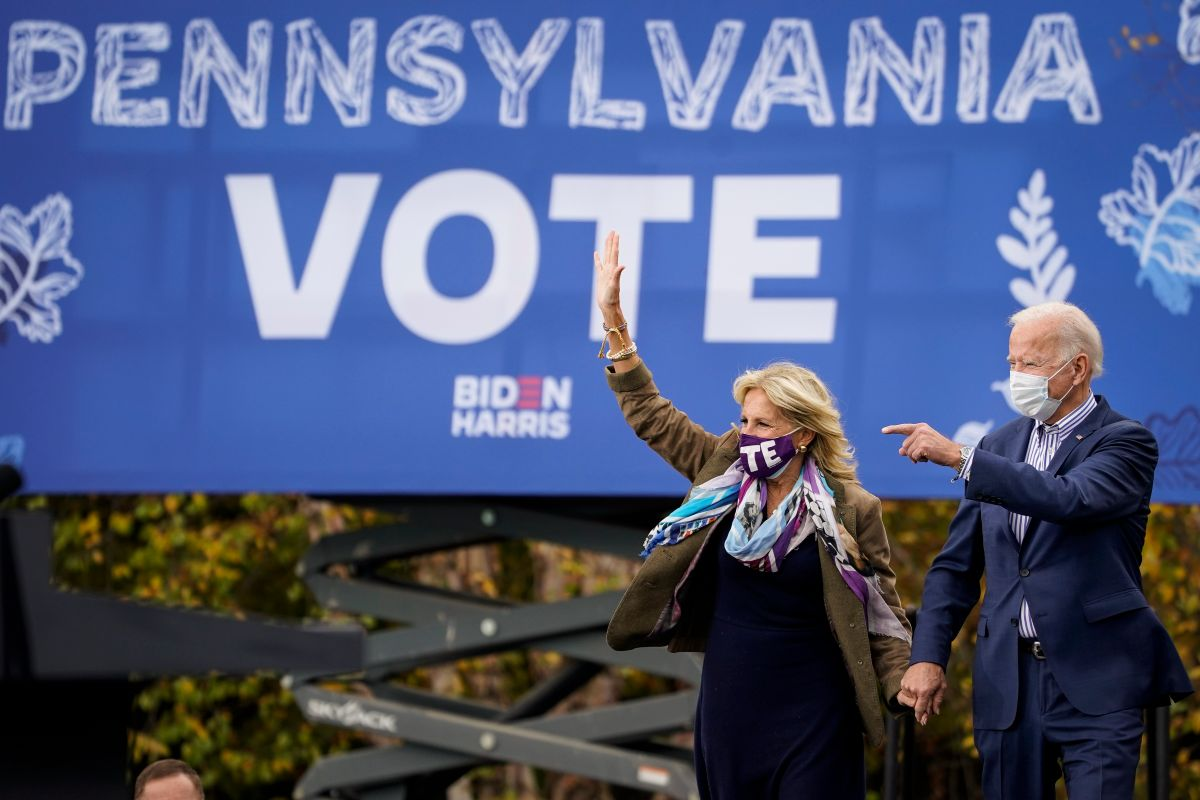 Pennsylvania Certifies Biden Win | The State