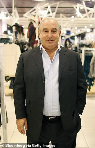 Philip Green is urged to use his millions to ensure workers' pensions are paid