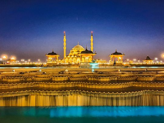Photos: Gulf News readers share pictures of beautiful mosques in the UAE