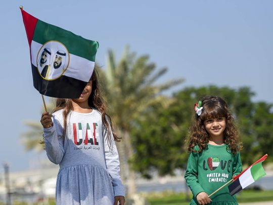 Photos: UAE Flag Day celebrations marked across the country
