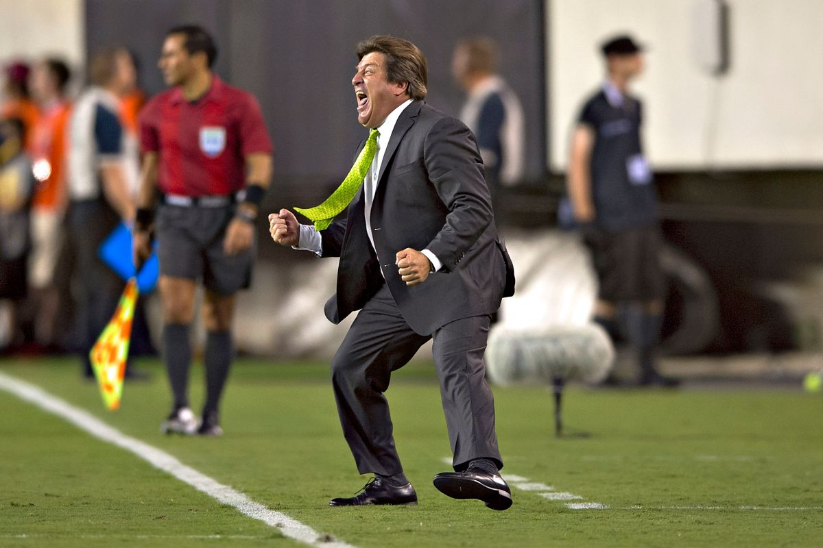 """""""Piojo"""" Herrera sounds to lead the Colombian national team, according to reports 