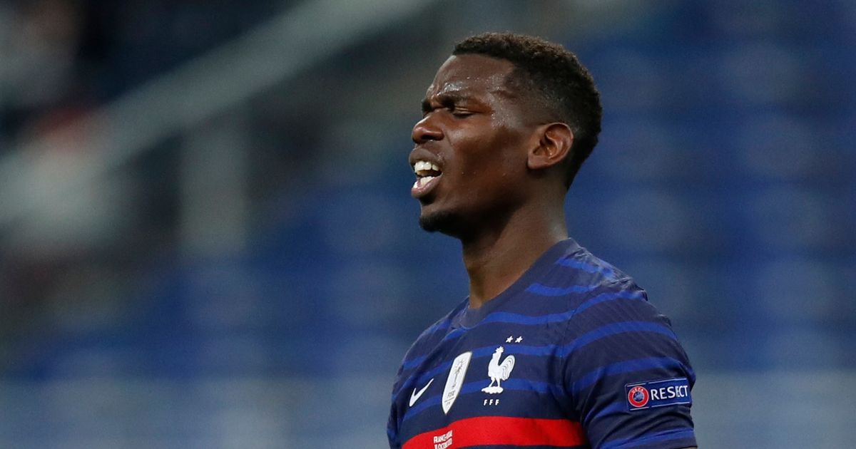 """Pogba """"impacted mentally"""" by negative Man Utd situation, claims Deschamps"""