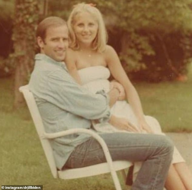 Potential First Lady Jill Biden 'made Joe whole again' after tragedy