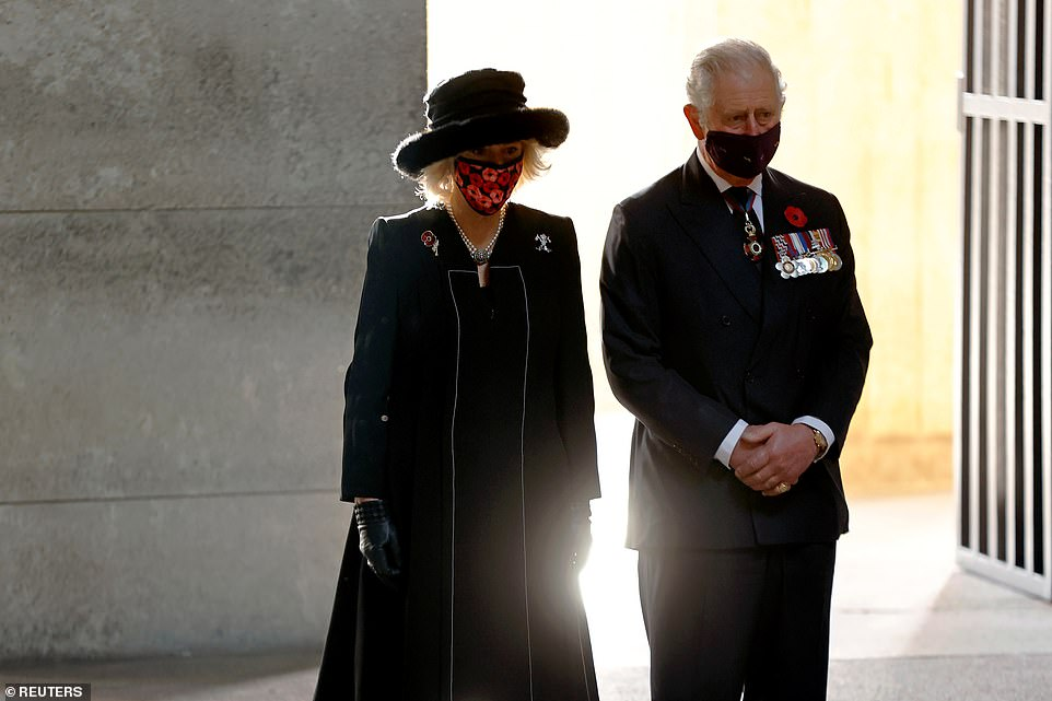 Prince Charles and Camilla Parker Bowles welcomed in Germany ahead of historic remembrance ceremony