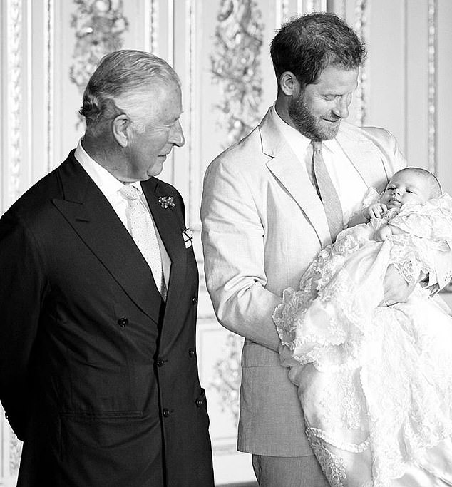 Prince Charles 'sad at not seeing his grandson Archie for more than a year'