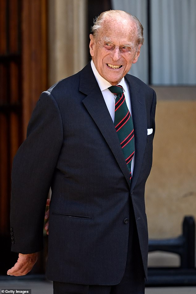 Prince Philip is reportedly a devoted reader of books about aliens and has spent years building his collection
